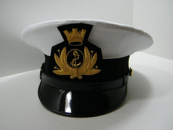 Berretto uomo Sottufficiale Marina Militare 0da06bdd4a45
