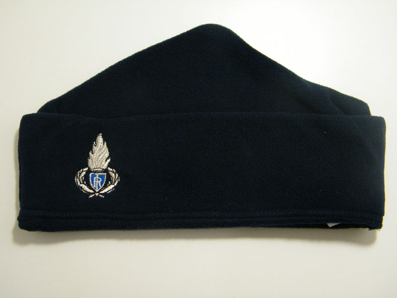 Cappello pile 3 punte Polizia Penitenziaria 05e6ab367401