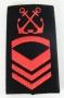 Tubolari ricamati  SPE/VFB Marina Militare