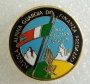 Distintivo Scuola Alpina Predazzo Guardia di Finanza