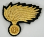 Fregio Berretto donna Marescialli e Ufficiali tipo A Carabinieri