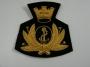 Fregio berretto ricamato Marina Militare