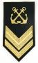 Gradi ricamati per O.I. Sergenti