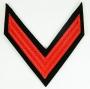 Grado manica G.U.S. Carabiniere Scelto