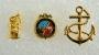 Pins Marina Militare assortiti