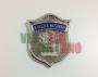 Placca Polizia di Stato con clip