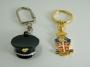 Portachiave in metallo Carabinieri
