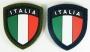 Scudetto Italia velcro