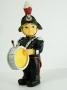 Statuetta Carabiniere con tamburo