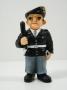 Statuetta poliziotto Polizia di Stato