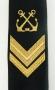 Tubolari ricamati  Sergenti Marina Militare